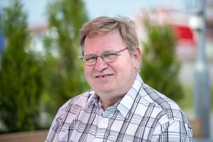 Ulf Gidlund, 62 år, säljare, Umeå