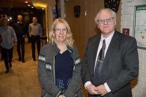 Ann-Marie och Peter Friström.