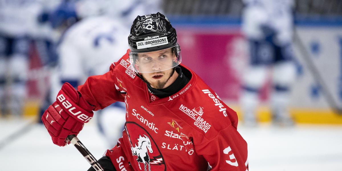 Björbosonen får lämna Hockeyallsvenskan – klar för klubb i ettan