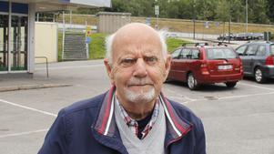 Ebbe Birberg, 79 år, pensionär, Timrå.