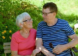 Under 60 års relation har Berit och Torbjörn byggt erfarenhet, en stor kunskap om varandra.