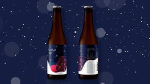 Snart landar Härnösands egen julmust i butik.