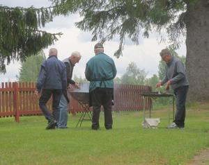 Matlagningskursens deltagare fick högsta betyg av de provsmakande deltagarna. Foto: Catharina Ek