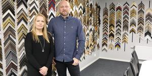 Syskonen Ulrika Widén och Patrik Andersson äger tillsammans företaget.