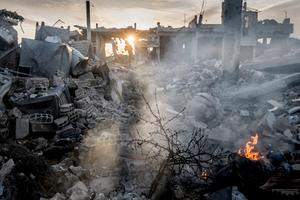 Kobane efter IS.