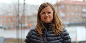 Linda Jönsson hade som student en dröm om att bli kändiskock. Foto: Jonna Eriksson