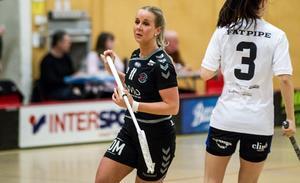 Isabella Halling har lett sitt Västerås IBS till tabelltoppen.
