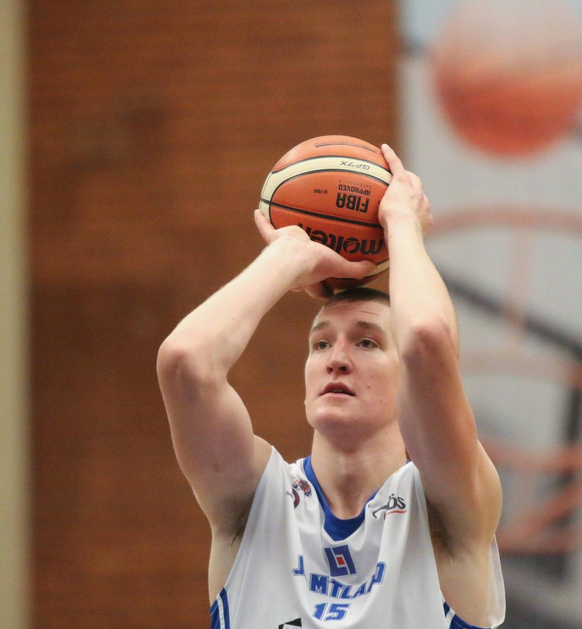 Markusson i returtopp i Basketettan 15c878e148a06