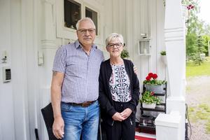 Allt har sin tid – nu säljer Åke och Solveig Nässén villan på Essvik.
