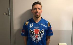 Magnus Borgsgård, ett av flera nyförvärv i Gävle GIK