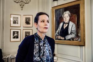 Sara Danius, var ständig sekreterare i Svenska Akademien mellan åren 20152018. Foto: Lars Pehrson / SvD / TT
