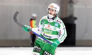 Martin Landström och VSK förlorade efter en riktig rysarmatch mot Vetlanda.
