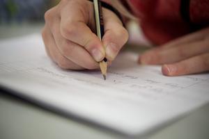 Elever i den svenska skolan har få lektionstimmar jämfört med elever i andra länder. Liberalerna vill därför öka antalet undervisningstimmar i ett antal centrala skolämnen, såsom svenska, framförallt på lågstadiet, skriver Robert Beronius. Foto: Jessica Gow , TT.