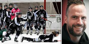 Patrik Allansson Roos stannar som tränare i SAIK.