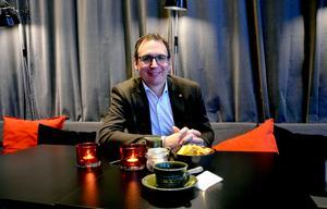 Peder Björk skrev nyligen en debattartikel där han förklarade hur S vill förbättra företagsklimatet i Sundsvall.