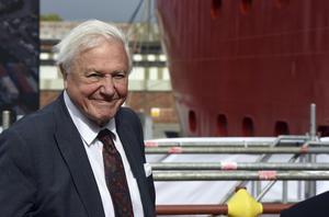 David Attenborough har i snart ett århundrade  observerat vår planet och dess olika invånare och naturtyper.