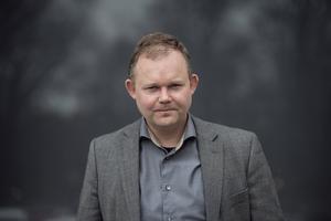 Henrik Ekengren Oscarsson, professor i statsvetenskap och verksam som lärare och forskare vid Göteborgs universitet, kommer att delta som expert i SVT:s valvaka den 9 september. Foto: Björn Larsson Rosvall / TT