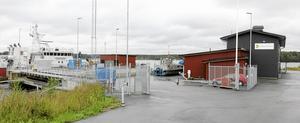 För tre år sedan fick Kustbevakningen nya lokaler och nya kajer vid Gavleåns utlopp.