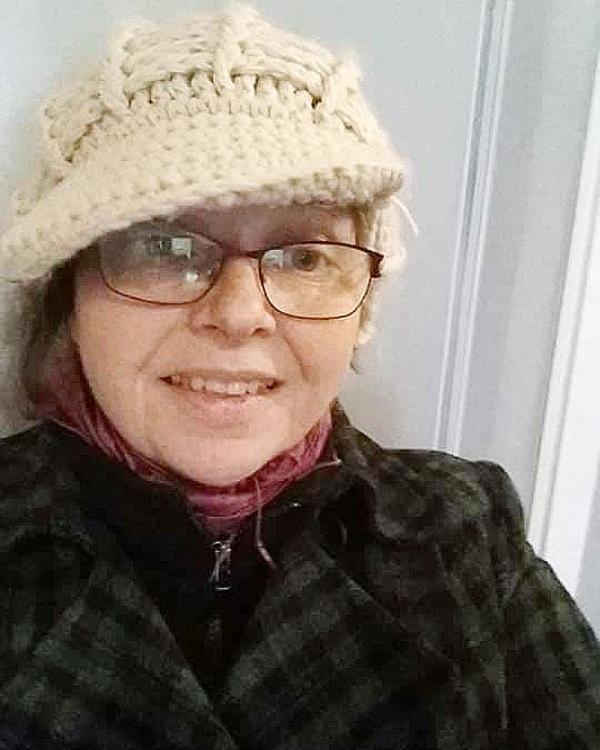 Anne-Maj Björnholm är glad över att ha haft Sveasalongen att gå till under uppväxten. Här fick hon känna att hon fick vara med, att hon var accepterad. I skolan fanns tyvärr mobbningen. Bild: Privat