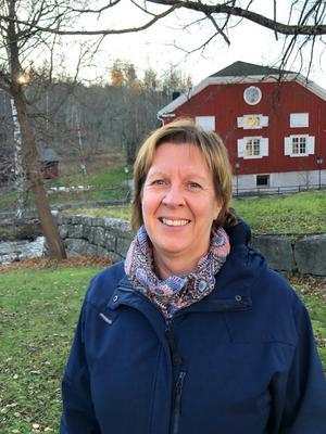 Helena Näslund har arbetat som processledare för utvecklingsplanen.