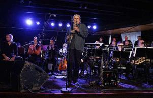High Coast Orchestra här tillsammans med Dick Oatts.