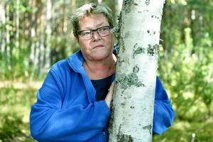 Lena Apel är en av de som driver en gräsrotsrörelse för att stoppa nedläggningen av Återbruket.