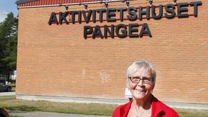 Lillemor Göransson har varit med sedan starten av Tallnäsdagen och hon tycker fortfarande att det är lika kul.