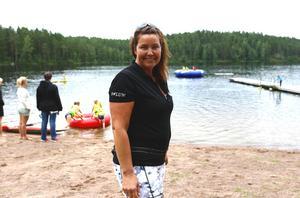 Camilla Malmling ansvarig för Sjöhäng.
