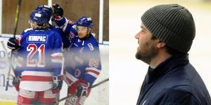 Rimbo Hockey och Mattias Lundblad fick dra på smilbanden direkt – när laget slog Spånga med 4–3.