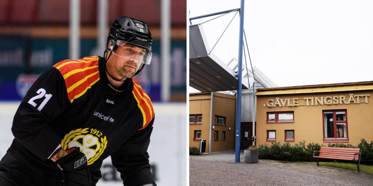 Brynässpelaren Patrik Berglund begärs häktad misstänkt för misshandel och våldtäkt