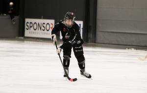 Måns Engström gjorde Tillbergas mål.