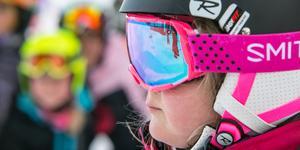 I Emma Kristofersson skidglasögon speglades den nya fikastugan.