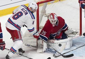 26 av de 34 NHL-matcher som Tokarski gjort kom för Montreal Canadiens. Foto: AP Photo/The Canadian Press, Ryan Remiorz