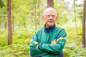 Karl har deltagit i alla O-ringen sedan 1980. Förutom åren 1986, 2000 och 2010. 1986 fyllde han 50. De andra två tävlingarna hölls i Hallsberg och Örebro, och som medarrangör får man inte delta.