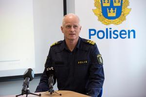 Mats Lagerblad, biträdande kommenderingschef, anser att polisen har dragit erfarenheter av insatserna i samband med NMR-demonstrationerna i Borlänge och Falun 2016 och 2017.