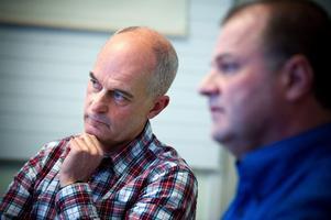 Jan Barck, chefen  för lokalpolisområde Borlänge.