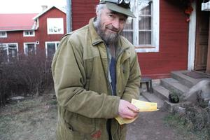 Kjell Holmstrand.