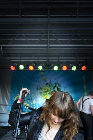 Danska Cecile Noreng deltog i Live at Heart 2011. Arkivbild: Kicki Nilsson