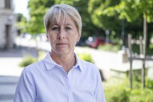 Eva-Britt Hartikainen som är verksamhetschef för grundskolorna i Söderhamns kommun.