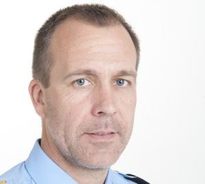Peter Adlersson. Foto: Polisen.