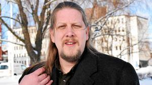 Patrik Liljeglöd (V), ledamot i kommunstyrrelsen.