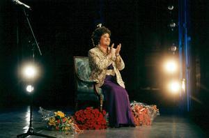 80-årsdagen firades på Kungliga Operans scen 1998.Foto: Leif R Jansson / Pica / TT /