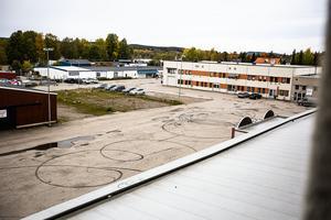 Vid Magasinsgatan i Ljusdal kom epa-förare från olika delar av länet.