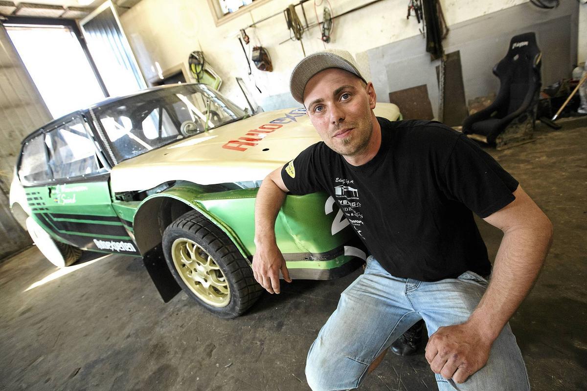 """Sveriges mest framgångsrika folkraceförare – nu trappar han ner: """"Varken ork eller tid"""""""