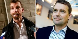 Micke Samuelsson och Christer Åberg föreslås bli en del av SSK:s styrelse. Bilden är ett montage.