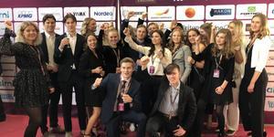 Den 6-7 maj representerade åtta UF-företag Västernorrland vid de svenska mästerskapen i Ung Företagsamhet i Stockholm, Älvsjö.