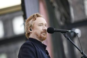 Lars Winnerbäck. Foto: Christine Olsson / TT