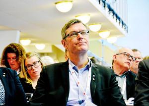 Västernorrlands regionrådet Erik Lövgren (S).