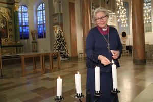 Eva Nordung Byström, biskop Härnösands stift. Foto: Maria Eddebo/Härnösands stift
