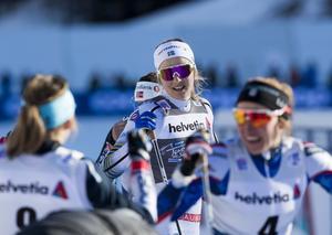 Stina Nilsson meddelas klar för VM.